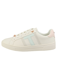 Ted Baker OTTOLI Women Fashion Trainers in Ivory