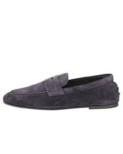 TOD'S GOMMA Men Loafer Shoes in Navy