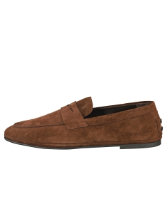 TOD'S GOMMA Men Loafer Shoes in Brown