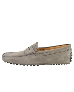 TOD'S GOMMINI Men Loafer Shoes in Grey