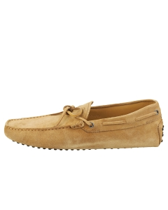 TOD'S GOMMINO Men Loafer Shoes in Beige