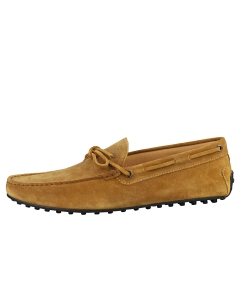 TOD'S GOMMINO Men Loafer Shoes in Light Brown