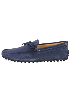 TOD'S GOMMINO Men Loafer Shoes in Navy