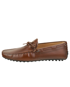 TOD'S GOMMINO Men Loafer Shoes in Caramel