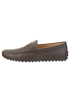 TOD'S GOMMINO Men Loafer Shoes in Dark Brown