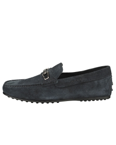 TOD'S MORSETTO CLAMP CAFU CITY GOMMI Men Loafer Shoes in Night