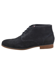 Tommy Hilfiger CASUAL EMBOSSED Men Chukka Boots in Desert Sky