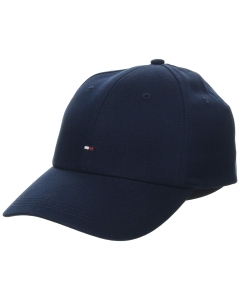 Tommy Hilfiger CLASSIC BASEBALL CAP Hat in Midnight Navy