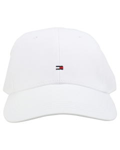 Tommy Hilfiger CLASSIC BASEBALL CAP Hat in White