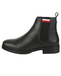 Tommy Hilfiger CLASSIC WARMLINED FLAT Women Ankle Boots in Black