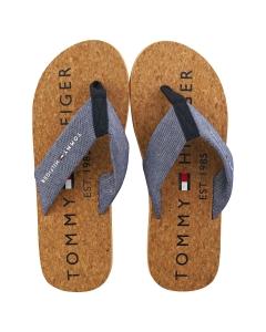 Tommy Hilfiger CORK Men Beach Sandals in Yale Navy