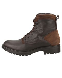 Tommy Hilfiger CREATIVE MIX ZIP Men Casual Boots in Cocoa