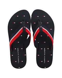 Tommy Hilfiger FLAG BEACH Women Beach Sandals in Desert Sky