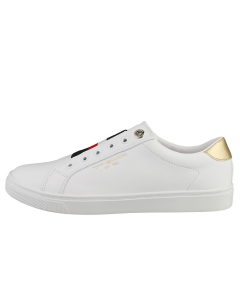 Tommy Hilfiger ICON SLIP ON SNEAKER Women Casual Trainers in White