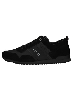 Tommy Hilfiger ICONIC Men Casual Trainers in Black