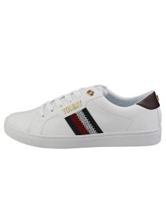 Tommy Hilfiger LACE UP SNEAKER Women Fashion Trainers in White