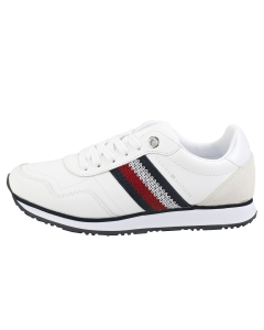 Tommy Hilfiger LOW RUNNER Women Fashion Trainers in White