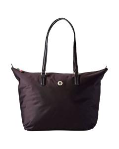 Tommy Hilfiger POPPY ST TOTE Shoulder Bag in Black