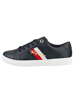Tommy Hilfiger SIGNATURE CUPSOLE SNEAKER Women Fashion Trainers in Desert Sky