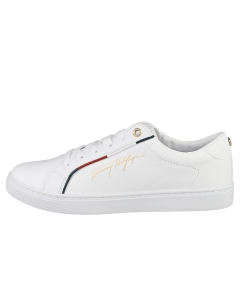 Tommy Hilfiger SIGNATURE SNEAKER Women Casual Trainers in White