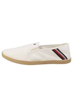 Tommy Hilfiger SPRING CHAMBRAY Men Slip On Shoes in Ivory