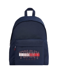 Tommy Jeans CAMPUS GRAPHIC Backpack in Navy