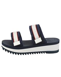 Tommy Jeans COLOR POP MULE Women Walking Sandals in Twilight Navy