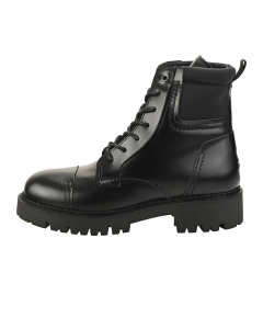 Tommy Jeans FASHION POP COLOR Women Casual Boots in Black