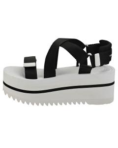 Tommy Jeans POP COLOR Women Flatform Sandals in Black