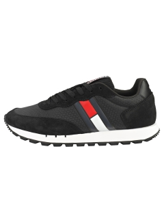 Tommy Jeans RETRO MIX RUNNER Men Casual Trainers in Black