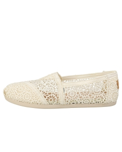 Toms ALPARGATA MOROCCAN CROCHET Women Slip On Shoes in Natural