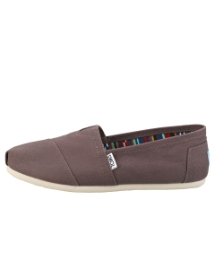 Toms CLASSIC Women Slip On Shoes in Grey
