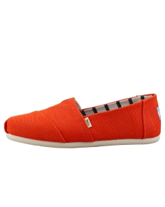 Toms CLASSIC HERITAGE Women Slip On Shoes in Cherry Tomato