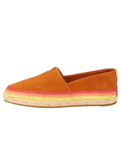Toms ESPARTO Women Espadrille Shoes in Brown