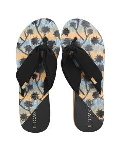 Toms PIPER Women Beach Sandals in Black
