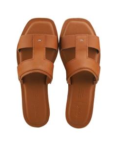 Toms SEACLIFF Women Slide Sandals in Tan