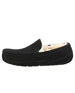 UGG ASCOT Men Slippers Shoes in Black