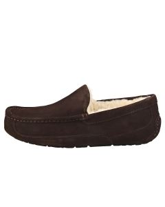 UGG ASCOT Men Slippers Shoes in Espresso