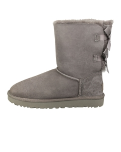 UGG BAILEY BOW 2 Women Casual Boots in Grey