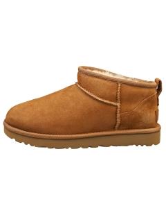 UGG CLASSIC ULTRA MINI Women Classic Boots in Chestnut