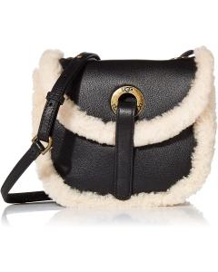 UGG CROSSBODY Shoulder Bag in Black