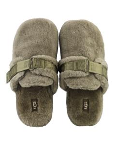 UGG FLUFF IT Men Slippers Sandals in Burnt Olive