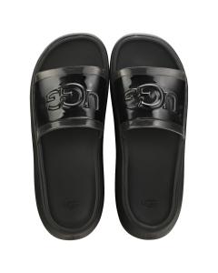 UGG HILAMA Women Slide Sandals in Black
