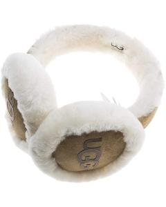 UGG LOGO BLUETOOTH Earmuff in Chestnut