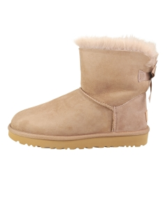 UGG MINI BAILEY BOW 2 Women Classic Boots in Caribou