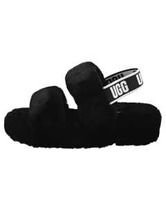 UGG OH YEAH Women Slippers Sandals in Black