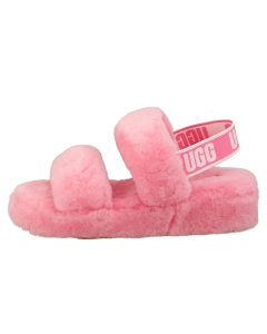 UGG OH YEAH Women Slippers Sandals in Sachet Pink