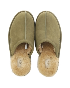 UGG SCUFF Men Slippers Shoes in Burnt Olive