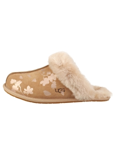 UGG SCUFFETTE 2 FLORAL FOIL Women Slippers Shoes in Amphora